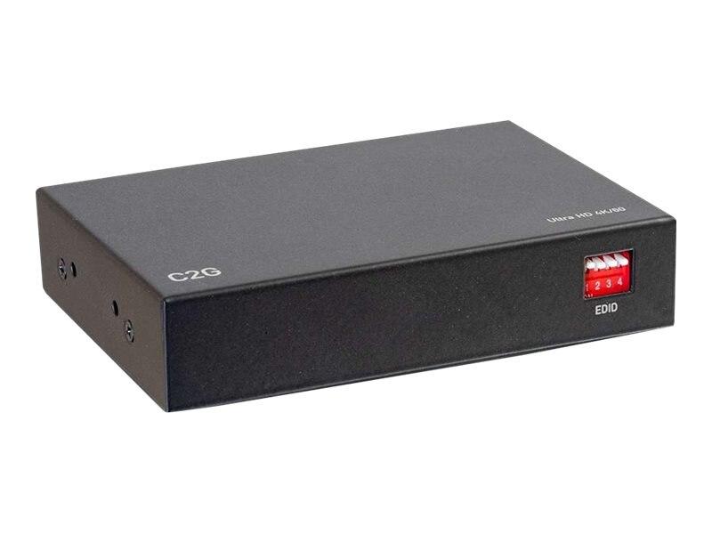 C2G 2-Port HDMI Splitter - 4K 60Hz