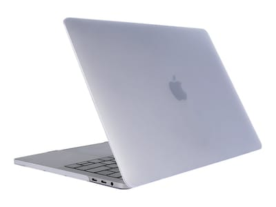 Max Cases Snap Shell for MacBook Pro 15 Gen 4 w Touch Bar, Clear Matte, AP-SS-MBP4-15-NMCLR, 34081620, Carrying Cases - Notebook