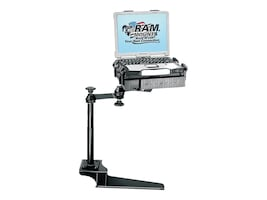 Ram Mounts No-Drill Laptop Mount for the Ford F-250, F-350, F-450, F-550, F-650, F-750 and Excursion, RAM-VB-185-SW1, 15691191, Mounting Hardware - Miscellaneous