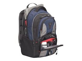 Wenger SwissGear 15.6 Cobalt Notebook Backpack, GA-7343-06F00, 10148578, Carrying Cases - Notebook