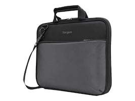 Targus 11.6IN BLK GRAY WORK-IN PLUS   CASECHROMEBOOK CASE, TED014GL, 36639762, Carrying Cases - Other