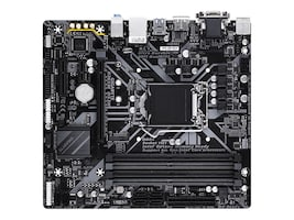 Gigabyte Tech Motherboard, B365M DS3H (1x)CPU slot 4xDIMMs 3xPCIe slots GbE, B365M DS3H, 37404295, Motherboards