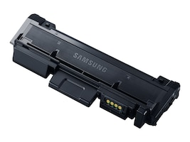 Samsung Black Toner Cartridge for Xpress SL-M2625, SL-M2626, SL-M2825, SL-M2826, MLT-D116L, 15533475, Toner and Imaging Components