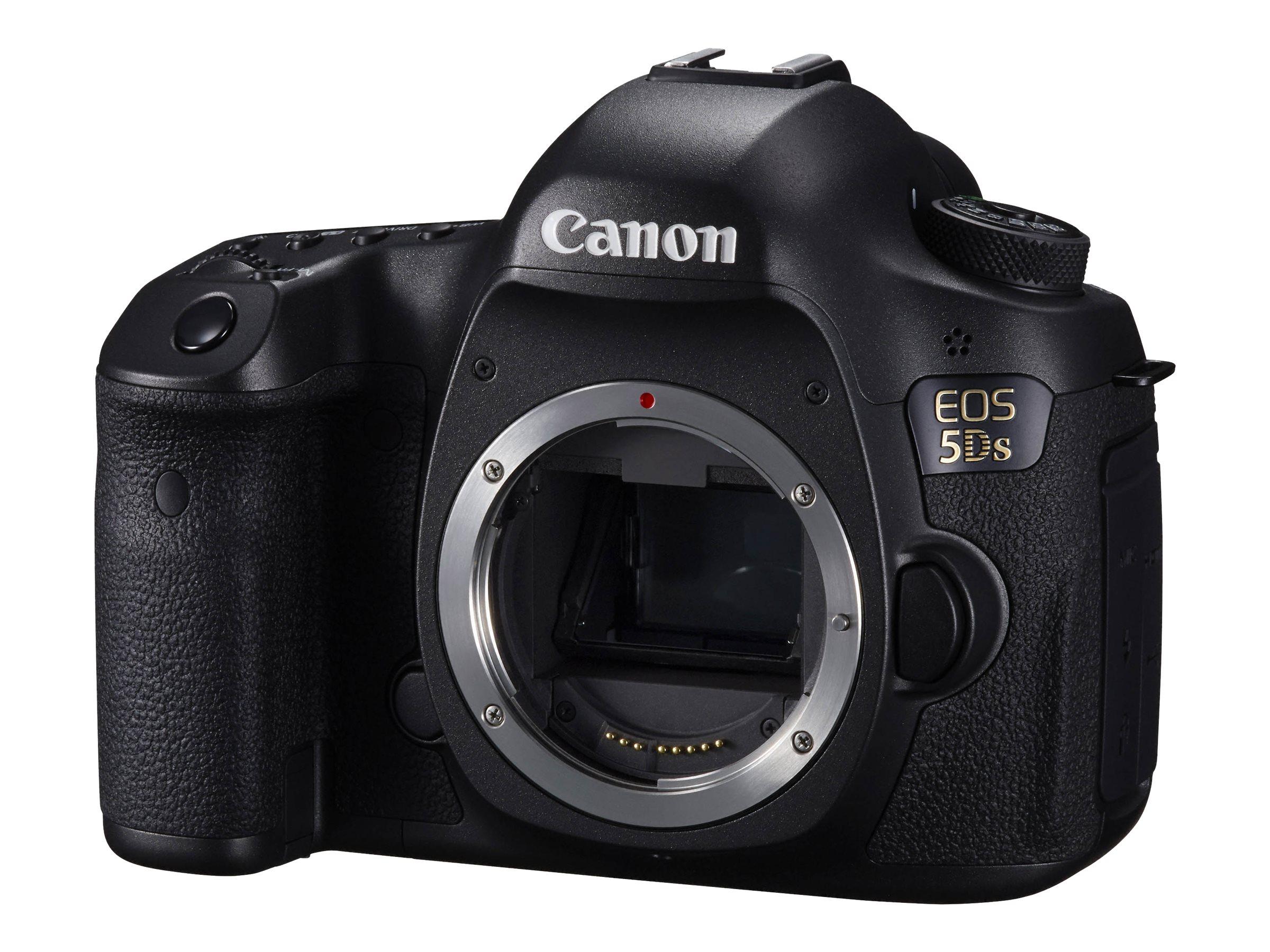 Canon EOS 5DS Camera (Body Only), Black, 0581C002, 18924754, Cameras - Digital