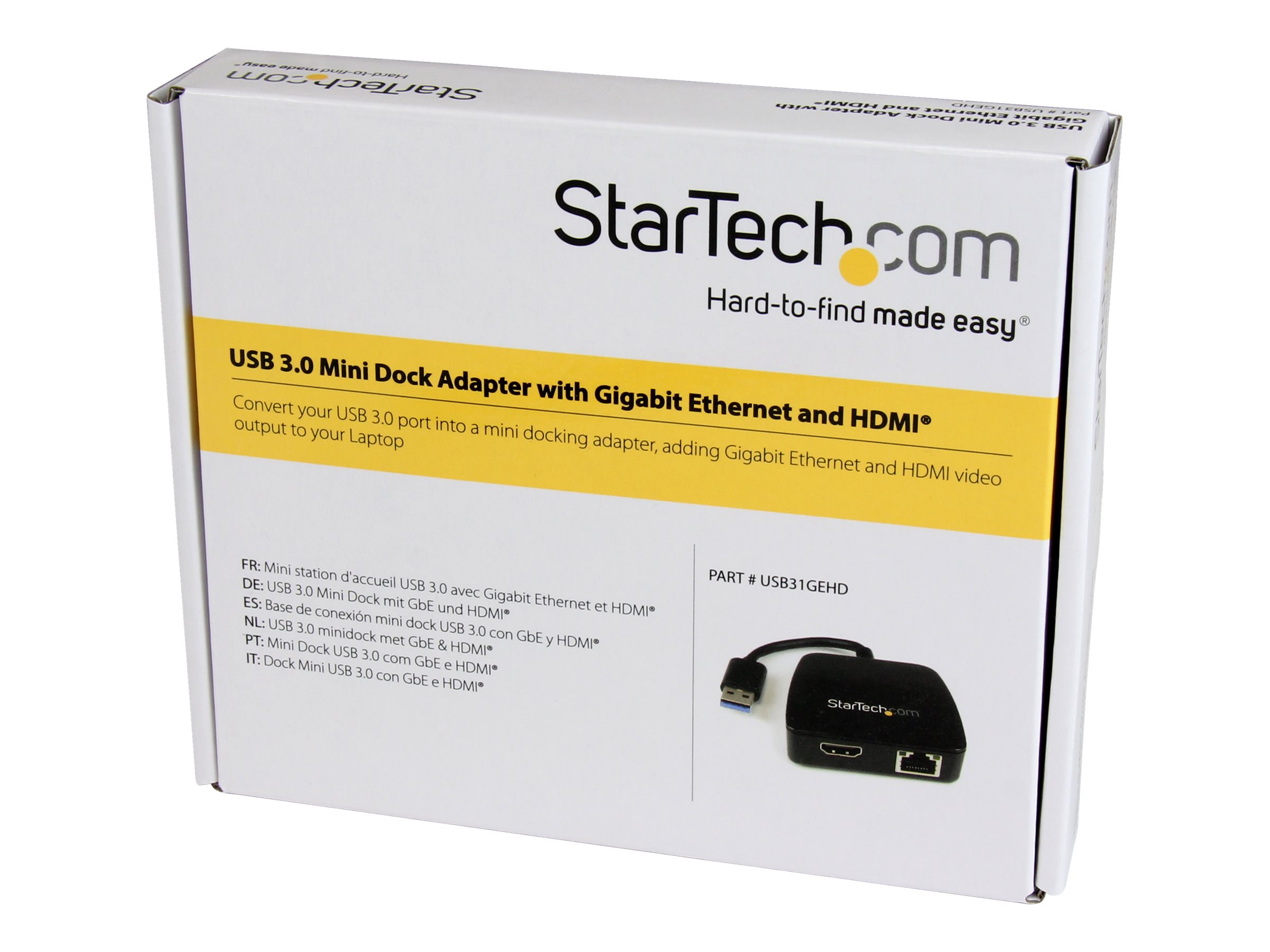 Replacement for STARTECH.COM USB31GEHD