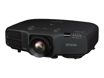 Epson PowerLite 5535U WUXGA 3LCD Projector, 5500 Lumens, Black, V11H824120, 33566271, Projectors