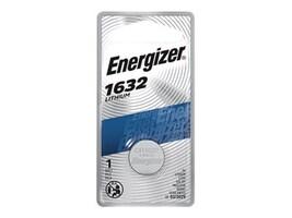 Energizer Watch Calculator Battery CR1632, ECR1632BP, 13424232, Batteries - Other
