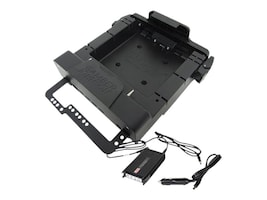 Gamber-Johnson 10 Vehicle Dock for ET50 55 with Power Supply, 7170-0528, 34719849, Docking Stations & Port Replicators
