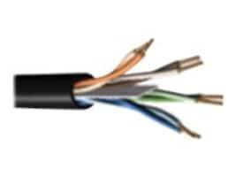 Belden DataTuff Bulk Cable, Black, 1000ft, 7940A 0101000, 35112715, Cables