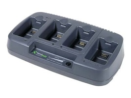 Honeywell Dolphin 7850 Quad Charger with Power Supply, 7850-QC-1E, 8879582, Portable Data Collector Accessories