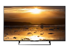 Sony 54.6 XBR-X800E 4K Ultra HD LED-LCD TV, Black, XBR55X800E, 34478133, Televisions - Consumer