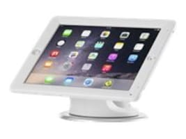 ArmorActive Swivel Kiosk for iPad Air, White, CCM08730, 32641136, POS/Kiosk Systems