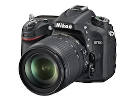 Nikon D7100 DSLR Camera Kit w  18-105mm f 3.5-5.6G ED VR DX Lens, Battery & Charger, 1515, 15622224, Cameras - Digital - SLR