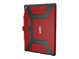 Urban Armor Metropolis Case for 12.9 iPad Pro, Magma, IPDP12G2-E-MG, 34133485, Carrying Cases - Tablets & eReaders