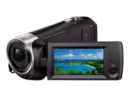 Sony 2.51MP CX405 HD Handycam, Black, HDRCX405/B, 32044358, Camcorders