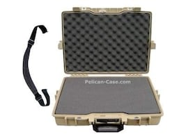 Pelican 1495 Case WL WF, Desert Tan, 1495-000-190, 11757009, Protective & Dust Covers