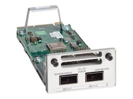 Cisco C9300-NM-2Q= Main Image from Left-angle