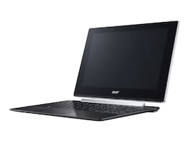 Acer Switch V 10 SW5-017-10LE Atom x5-Z8300 1.44GHz 2GB 64GB SSD ac BT FR 2xWC 2C 10.1 FHD MT W10H64, NT.LCVAA.001, 33133651, Tablets
