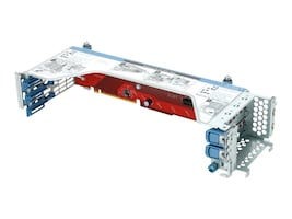 HPE Secondary 3-Slot GPU Ready Riser Kit for DL380 Gen9, 719073-B21, 17982611, Motherboard Expansion