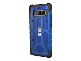 Urban Armor Plasma Case for Samsung Galaxy Note 8, Cobalt, NOTE8-L-CB, 34214040, Carrying Cases - Phones/PDAs