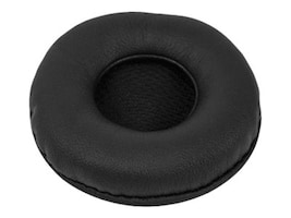 Jabra Leather Ear Cushion for UC Voice 550 Duo, 550 Mono, 550 MS Duo, 550 MS Mono, 10-Pack, 14101-28, 16059681, Headphone & Headset Accessories