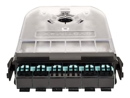 Systimax SYSTIMAX 360G2 Cartridge 6 SC LazrSPEED, Aqua, 760109298, 34750782, Network Device Modules & Accessories