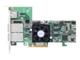 Areca Technology Dual Core 6G SAS 2.0 Low-Profile RAID Card, ARC-1882X, 15730858, RAID Controllers