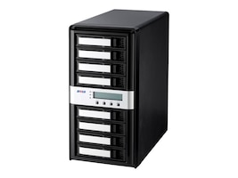 Areca Technology Dual Tunderbolt 3.0 8-Bay RAID 3.5 RAID Subsystem, ARC-8050T3-8, 36577717, Hard Drive Enclosures - Multiple