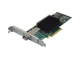 Atto Single-Channel 16Gb s Gen 6 Fibre Channel PCIe 3.0 Host Bus Adapter, CTFC-161P-000, 34126592, Host Bus Adapters (HBAs)