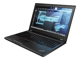 Lenovo ThinkPad P52 Core i7-8850H 2.6GHz 16GB 512GB PCIe O2 ac BT FR WC P2000 15.6 FHD W10P64, 20MAS2520R, 36569899, Workstations - Mobile