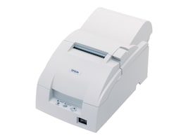 Epson TMU220PA-103 Journal AC TU Parallel Printer w  Power Supply, C31C516103, 6240857, Printers - Bar Code