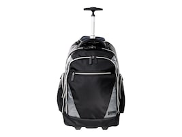 Eco Style Sports Voyage Rolling Backpack, EVOY-RB17, 17988588, Carrying Cases - Notebook
