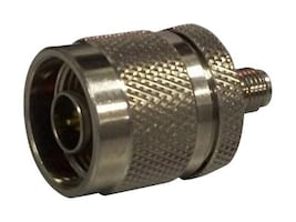 Tessco RPSMA Female Jack to N Male Plug Adapter, RPSMAJ-NP, 34832171, Adapters & Port Converters