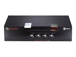 Avocent USB DVI-I SwitchView KVM Switch, 4-Port, SC740-001, 13126841, KVM Switches