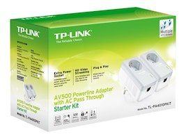 TP-LINK TL-PA4010P KIT Main Image from Left-angle