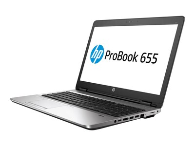 HP ProBook 655 G3 2.3GHz A6 15.6in display, 1BS03UT#ABA, 33656428, Notebooks