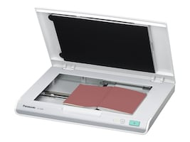 Panasonic A4 Flatbet Scanner Accessory for KV Series Document Scanners, KV-SS081, 34358983, Scanners