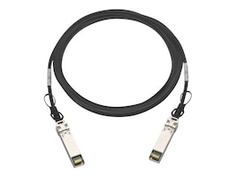 Qnap SFP+ 10GbE Twinaxial Direct Attach Cable, 3m, CAB-DAC30M-SFPPDEC01, 34723160, Cables
