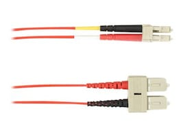Black Box FOCMR10-030M-SCLC-RD Main Image from Left-angle