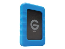 WD 1TB G-DRIVE ev RaW USB 3.0 Portable Solid State Drive, 0G04759-1, 37714816, Solid State Drives - External