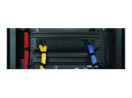 Eaton Cable Pass-thru Panel 2U w  Brush, ETN-CMBPBRSH2U, 14688395, Rack Cable Management