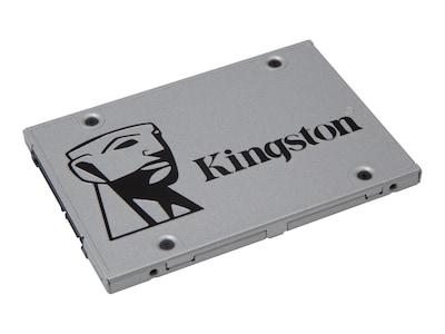Kingston 120GB UV400 SATA 6Gb s 2.5 Internal Solid State Drive, SUV400S37/120G, 32072674, Solid State Drives - Internal