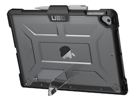 Urban Armor IPAD (9.7SCREEN) PLASMA CASE-ICE BLACK-RETAIL PACKAGING, IPD17-L-IC, 37233801, Carrying Cases - Other
