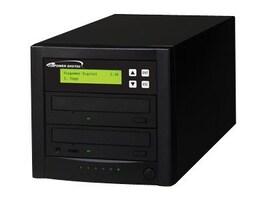 Vinpower ECON Series DVD CD 1:1 Tower Duplicator, ECON-S1T-DVD-BK, 15128269, Disc Duplicators