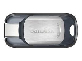 SanDisk 128GB Ultra USB Type C Flash Drive, SDCZ450-128G-A46, 33033888, Flash Drives