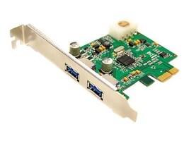 Bytecc PCIe NEC Chipset USB 3.0 (2) Ports Card, BT-PEU310, 11754781, Network Adapters & NICs