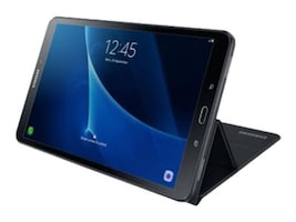 """Samsung Galaxy Tab A 10.1"""" Book Cover, Black, EF-BT580PBEGUJ, 32401706, Carrying Cases - Tablets & eReaders"""