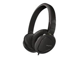 Creative Labs HITZ MA2600 Headset, Black, 51EF0650AA004, 16155859, Headsets (w/ microphone)