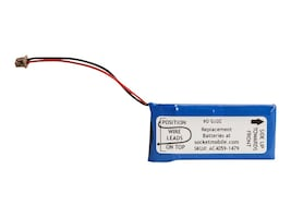 Socket Mobile Lithium-Ion Battery Replacement Kit, AC4060-1482, 32441142, Batteries - Other