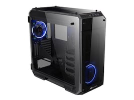 Thermaltake Chassis, View 71 Tempered Glass Edition Full Tower, CA-1I7-00F1WN-00, 35181956, Cases - Systems/Servers